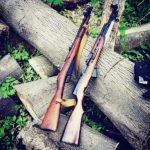 Mosin Nagan rifles