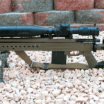 US Optics ER-25 on a Sniper Rifle