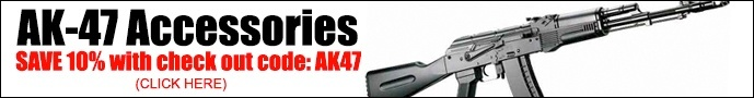 AK-47 Accessories - Save 10%
