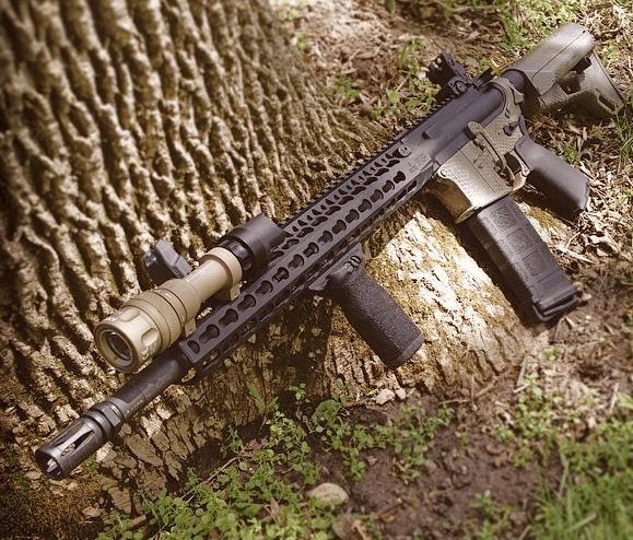 AR-15 Magpul