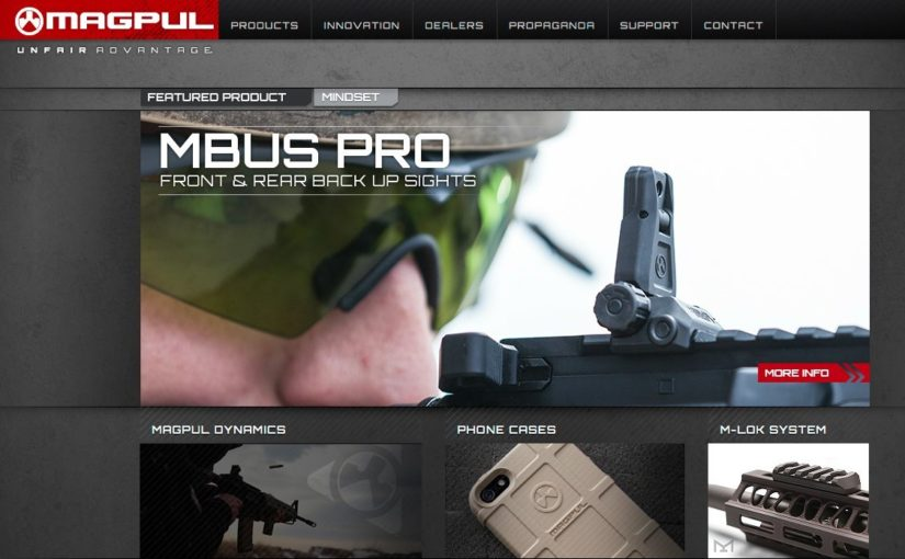 Magpul Website