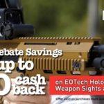 EOTech Rebate