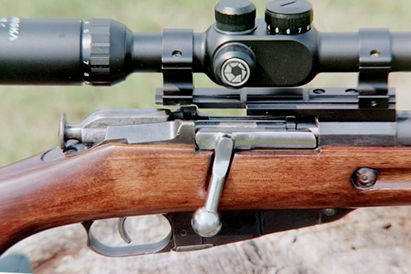 Mosin Nagant Scope Mount