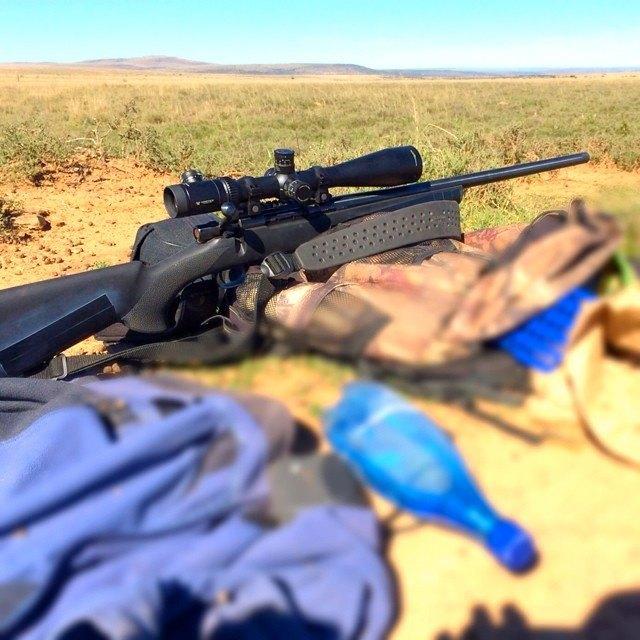 Vortex Viper PST Rifle Scope