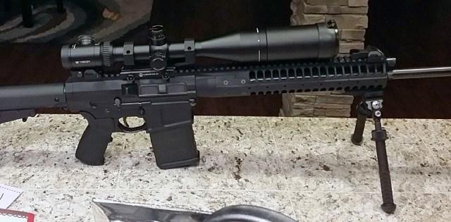 VortexViper PST Tactical Rifle Scope
