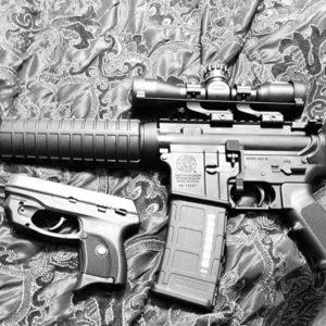 AR-15 Scope Mounts