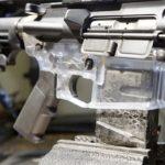 Clear AR-15