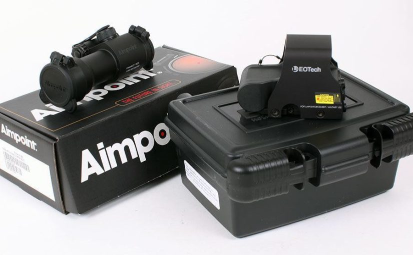 Aimpoint VS Eotech