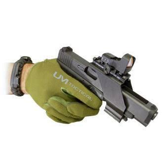 UM tactical on Pistol