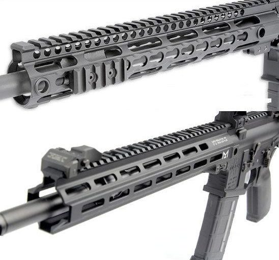 KeyMod vs. M-Lok: The Next AR Rail Standard