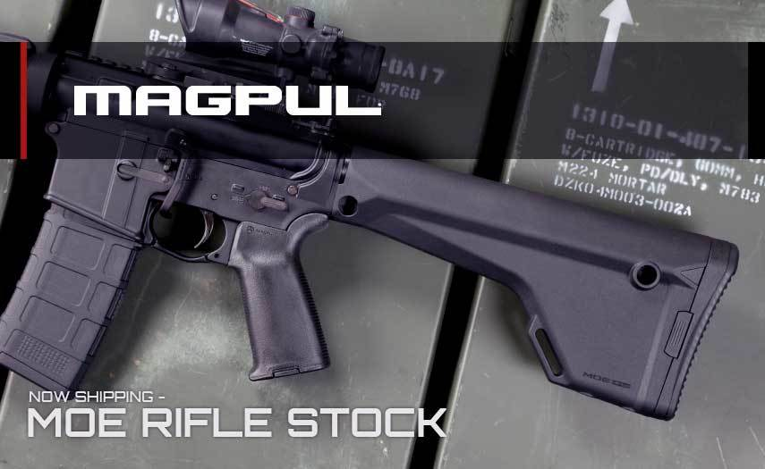 Magpul MOE Fixed Rifle Stock
