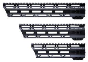 JL Billet AR-15 Angled M-Lok Free-Float Handguard