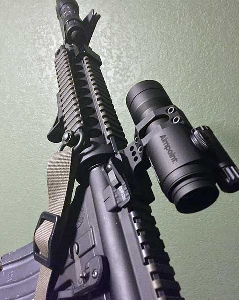 aimpoint pro vs aco mounting solutions plus blog