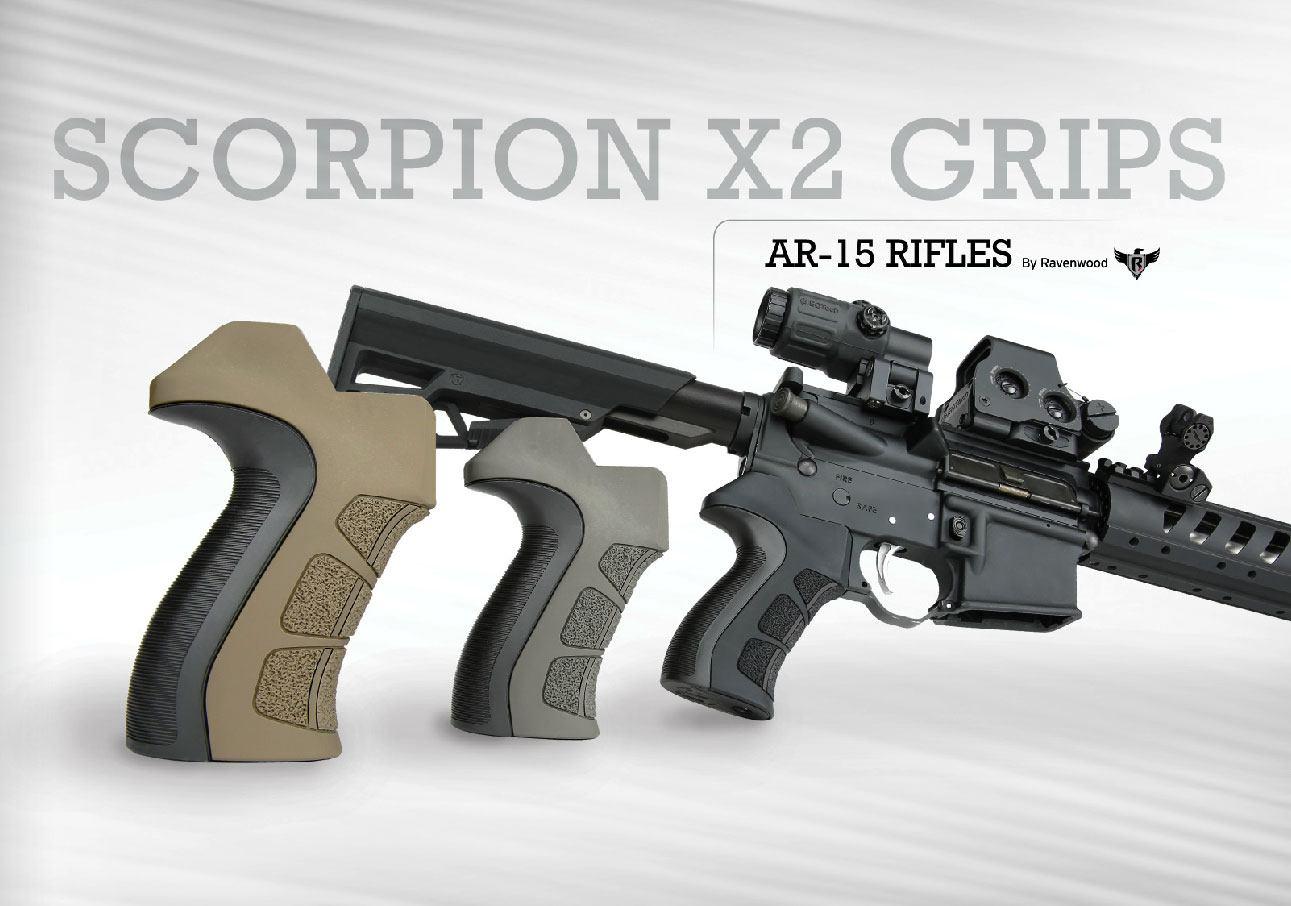 Ati X2 Ar 15 Grip Review