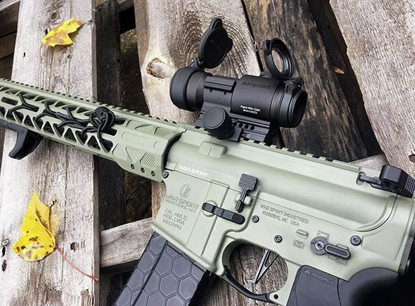 review of the aimpoint pro patrol rifle optic mounting solutions